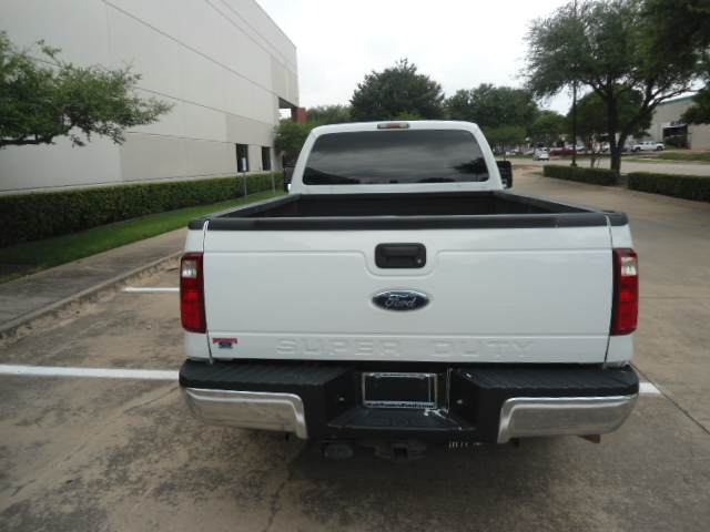 2008 Ford Super Duty F-250 SRW XLT Diesel 4X4 Plano, Texas 3