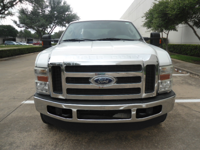 2008 Ford Super Duty F-250 SRW XLT Diesel 4X4 Plano, Texas 7