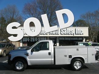 2008 Ford Super Duty F-250 SRW XL UTILITY Richmond, Virginia
