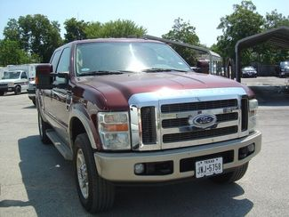 2008 Ford Super Duty F-250 SRW Lariat San Antonio, Texas 3