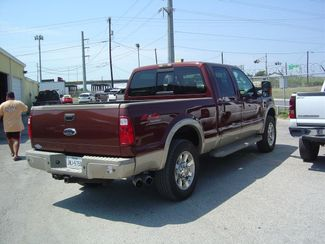 2008 Ford Super Duty F-250 SRW Lariat San Antonio, Texas 4