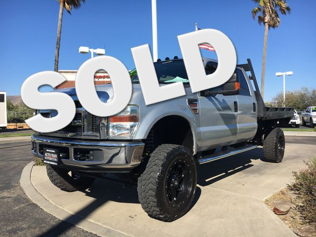 2008 Ford Super Duty F-250 XLT Youll enjoy better mileage with a fuel efficient Diesel engineYou