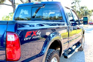 2008 Ford Super Duty F-250 FX4 Crew Cab 4X4 6.4L Powerstroke Diesel Auto Sealy, Texas 10