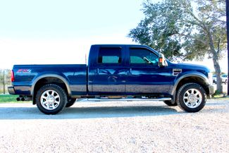 2008 Ford Super Duty F-250 FX4 Crew Cab 4X4 6.4L Powerstroke Diesel Auto Sealy, Texas 12