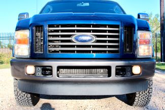 2008 Ford Super Duty F-250 FX4 Crew Cab 4X4 6.4L Powerstroke Diesel Auto Sealy, Texas 13