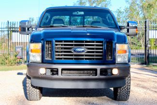 2008 Ford Super Duty F-250 FX4 Crew Cab 4X4 6.4L Powerstroke Diesel Auto Sealy, Texas 3