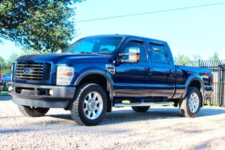 2008 Ford Super Duty F-250 FX4 Crew Cab 4X4 6.4L Powerstroke Diesel Auto Sealy, Texas 5