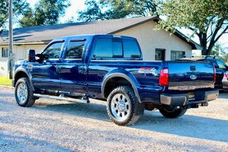 2008 Ford Super Duty F-250 FX4 Crew Cab 4X4 6.4L Powerstroke Diesel Auto Sealy, Texas 7