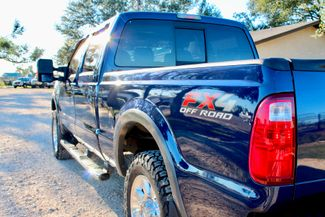 2008 Ford Super Duty F-250 FX4 Crew Cab 4X4 6.4L Powerstroke Diesel Auto Sealy, Texas 8