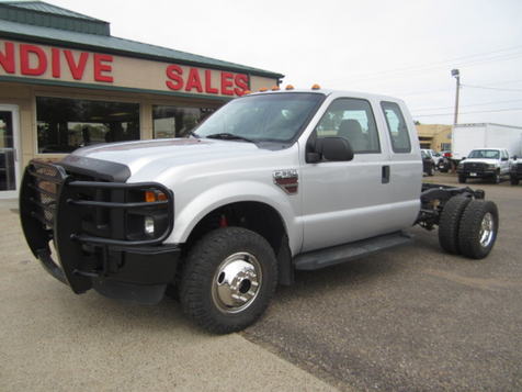 2008 Ford Super Duty F-350 DRW XL in Glendive, MT