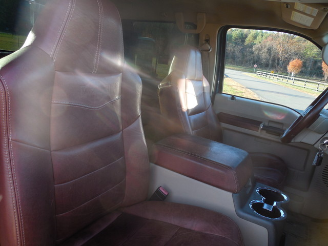 2008 Ford Super Duty F-350 DRW King Ranch Leesburg, Virginia 16