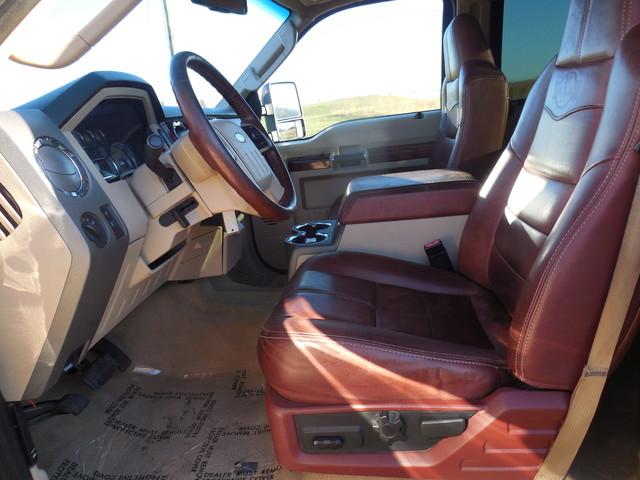 2008 Ford Super Duty F-350 DRW King Ranch Leesburg, Virginia 9