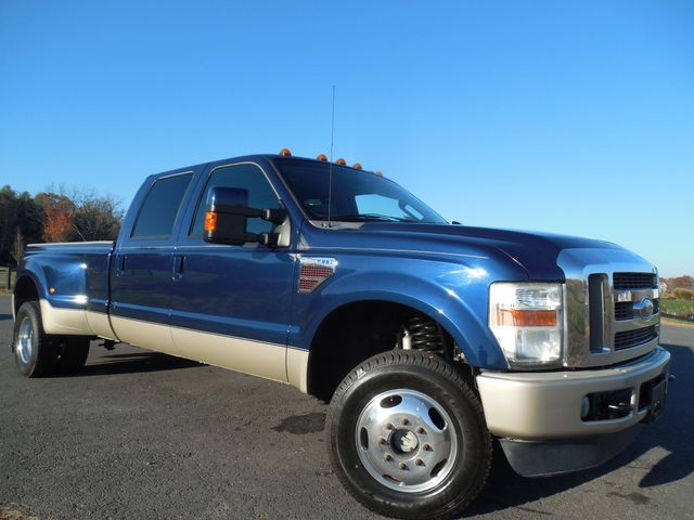 2008 Ford Super Duty F-350 DRW King Ranch Leesburg, Virginia 1
