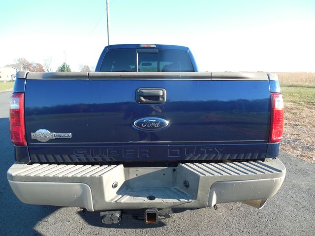 2008 Ford Super Duty F-350 DRW King Ranch Leesburg, Virginia 7