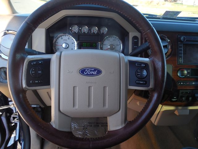 2008 Ford Super Duty F-350 DRW King Ranch Leesburg, Virginia 12