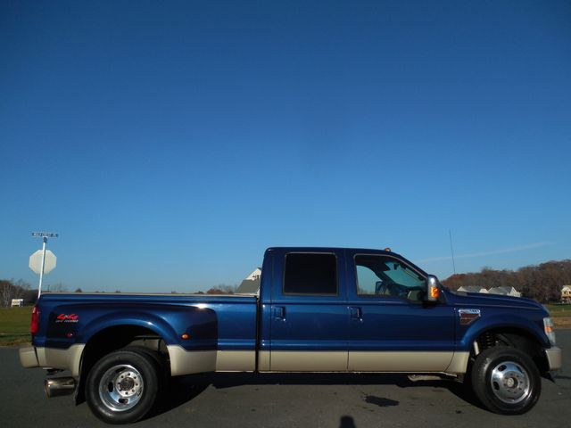 2008 Ford Super Duty F-350 DRW King Ranch Leesburg, Virginia 4