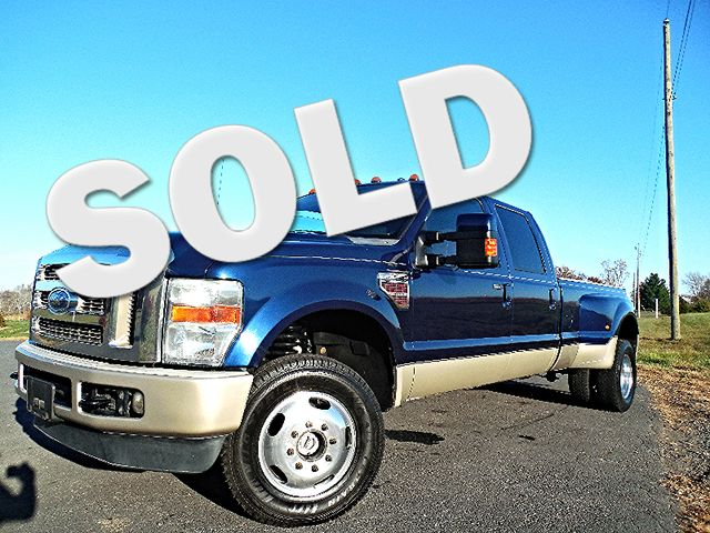 2008 Ford Super Duty F-350 DRW King Ranch Leesburg, Virginia 0