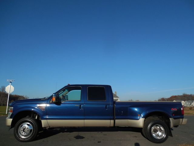 2008 Ford Super Duty F-350 DRW King Ranch Leesburg, Virginia 5