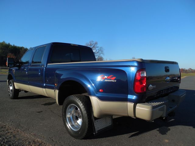 2008 Ford Super Duty F-350 DRW King Ranch Leesburg, Virginia 3