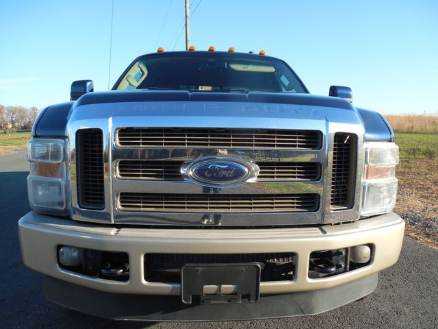 2008 Ford Super Duty F-350 DRW King Ranch Leesburg, Virginia 6