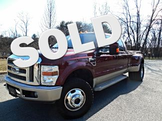 2008 Ford Super Duty F-350 DRW King Ranch Leesburg, Virginia
