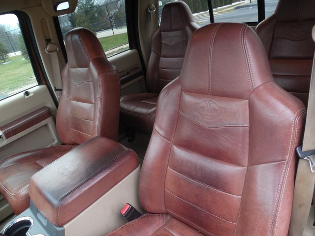 2008 Ford Super Duty F-350 DRW King Ranch Leesburg, Virginia 8