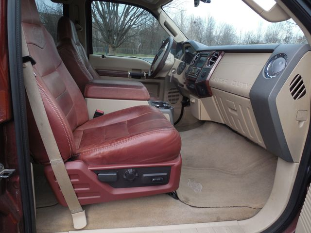 2008 Ford Super Duty F-350 DRW King Ranch Leesburg, Virginia 13