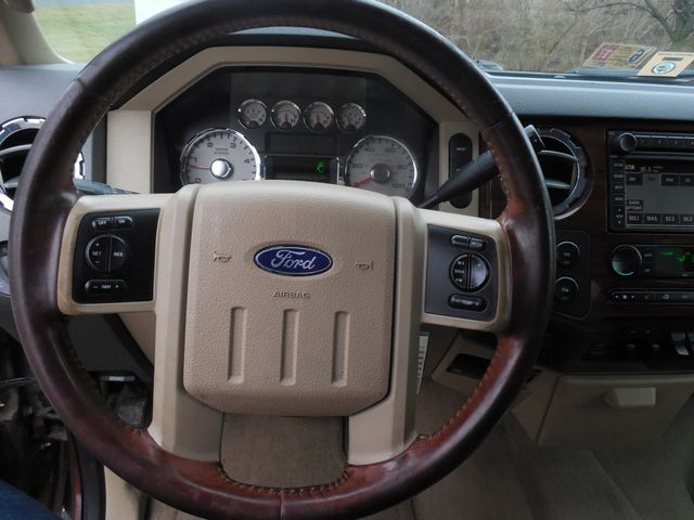 2008 Ford Super Duty F-350 DRW King Ranch Leesburg, Virginia 15