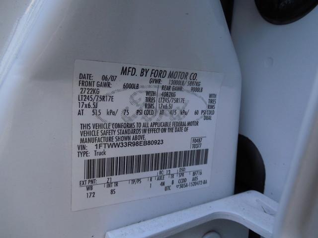 2008 Ford Super Duty F-350 DRW Lariat Leesburg, Virginia 25