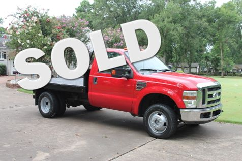 2008 Ford F350 4WD 4WD XLT Flat Bed Powerstroke Diesel in Marion, Arkansas