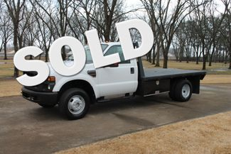 2008 Ford F350 XL 4WD Diesel Flat Bed  price - Used Cars Memphis - Hallum Motors citystatezip  in Marion, Arkansas