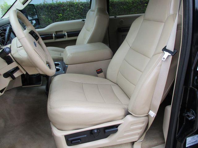 2008 Ford Super Duty F-350 LWB Lariat Diesel 4x4 Plano, Texas 13