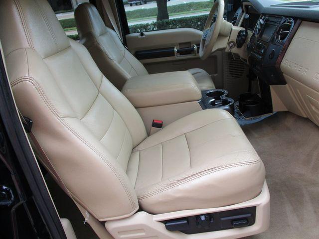 2008 Ford Super Duty F-350 LWB Lariat Diesel 4x4 Plano, Texas 17