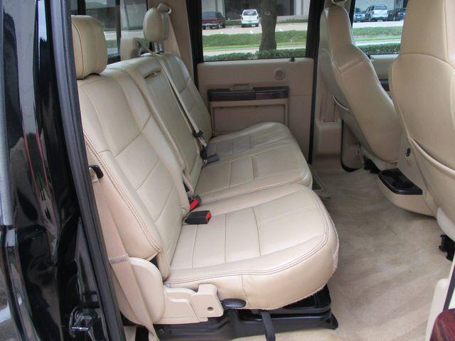2008 Ford Super Duty F-350 LWB Lariat Diesel 4x4 Plano, Texas 19