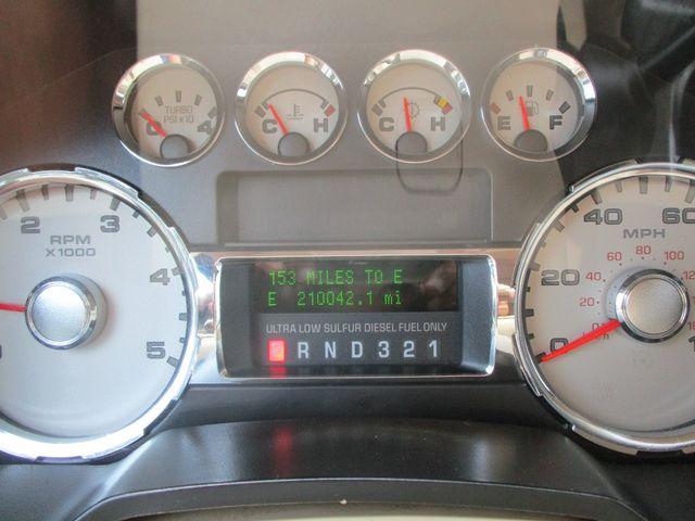 2008 Ford Super Duty F-350 LWB Lariat Diesel 4x4 Plano, Texas 25