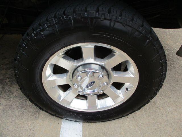 2008 Ford Super Duty F-350 LWB Lariat Diesel 4x4 Plano, Texas 29