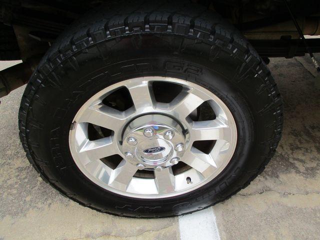 2008 Ford Super Duty F-350 LWB Lariat Diesel 4x4 Plano, Texas 30