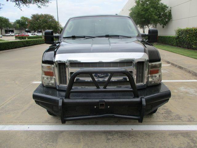 2008 Ford Super Duty F-350 LWB Lariat Diesel 4x4 Plano, Texas 5