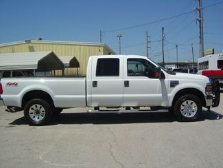 2008 Ford Super Duty F-350 SRW Lariat San Antonio, Texas 4