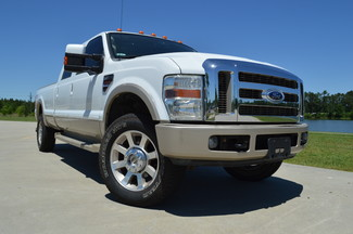 2008 Ford Super Duty F-350 SRW King Ranch Walker, Louisiana