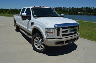 2008 Ford Super Duty F-350 SRW King Ranch Walker, Louisiana 1