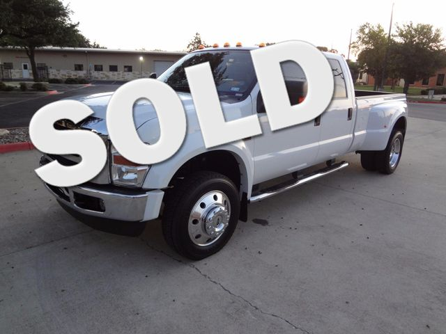 2008 Ford Super Duty F-450 DRW Lariat Austin , Texas 0