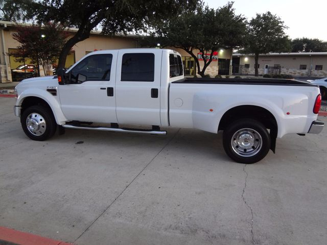 2008 Ford Super Duty F-450 DRW Lariat Austin , Texas 8