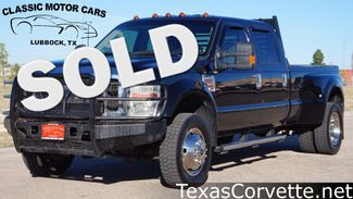2008 Ford Super Duty F-450 DRW in Lubbock Texas