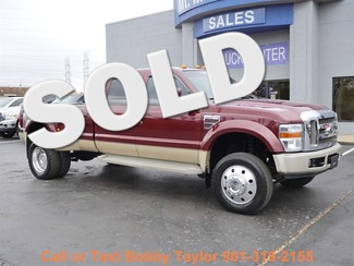 2008 Ford F-450 King Ranch in  Tennessee