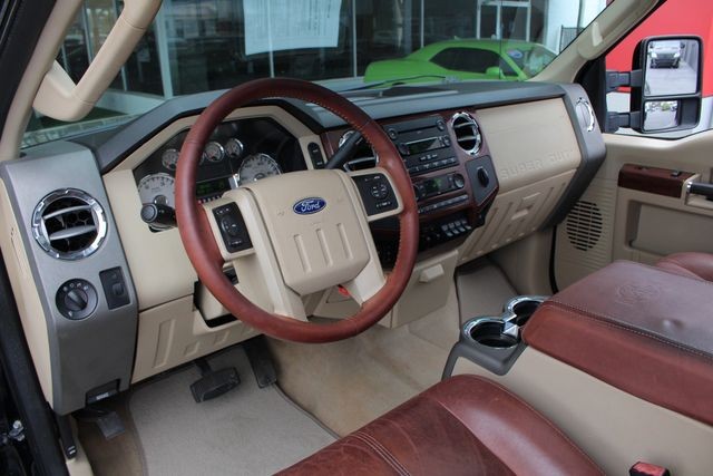 2008 Ford Super Duty F-450 DRW King Ranch Crew Cab 4x4 OFF ROAD - SUNROOF! Mooresville , NC 30