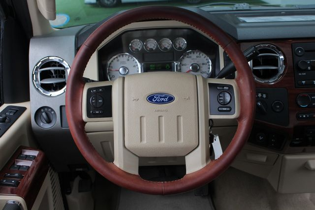 2008 Ford Super Duty F-450 DRW King Ranch Crew Cab 4x4 OFF ROAD - SUNROOF! Mooresville , NC 5
