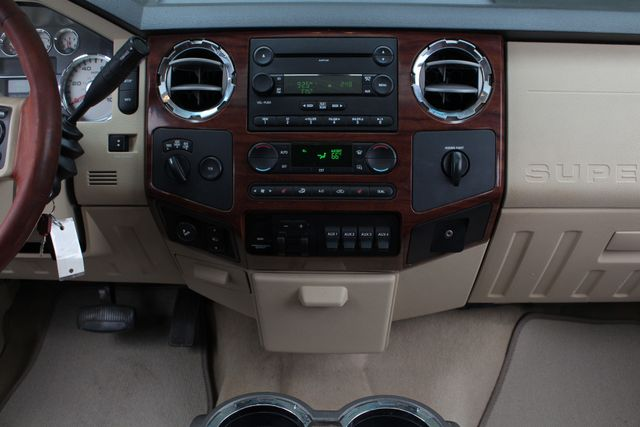 2008 Ford Super Duty F-450 DRW King Ranch Crew Cab 4x4 OFF ROAD - SUNROOF! Mooresville , NC 9