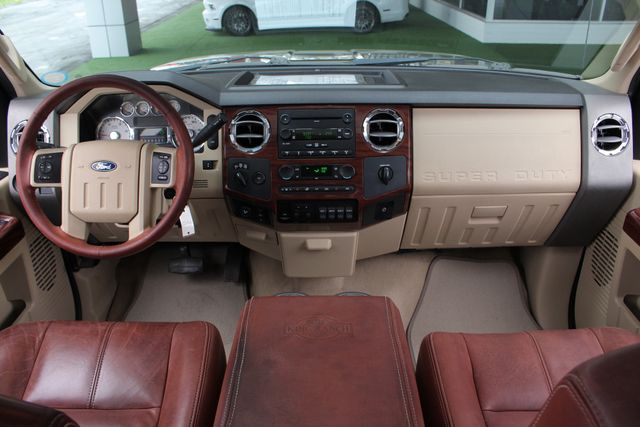 2008 Ford Super Duty F-450 DRW King Ranch Crew Cab 4x4 OFF ROAD - SUNROOF! Mooresville , NC 29