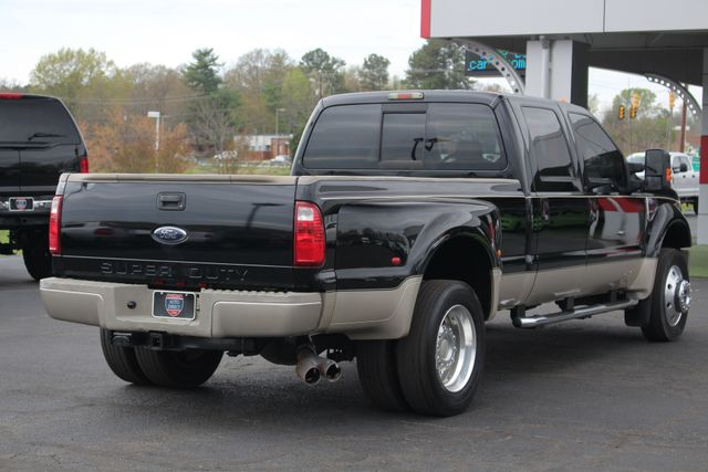 2008 Ford Super Duty F-450 DRW King Ranch Crew Cab 4x4 OFF ROAD - SUNROOF! Mooresville , NC 23